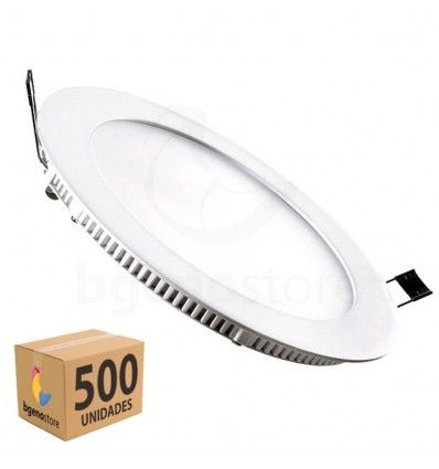 Downlight Plano 18w 1.620 lum.